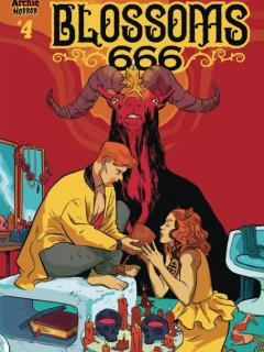 Blossoms 666 ( Archie, Riverdale)