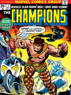 Champions Volúmen 1