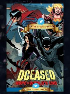 DCEASED: Hope At Word's End