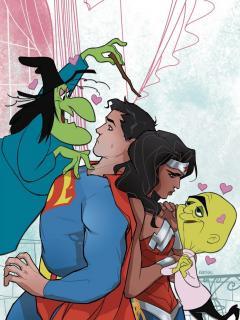 DC Meets Looney Tunes/Hanna Barbera