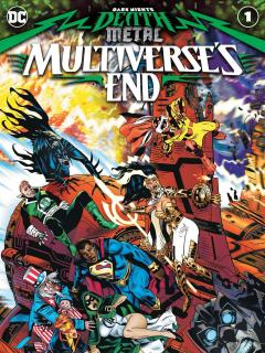 Dark Nights: Death Metal Multiverse's End