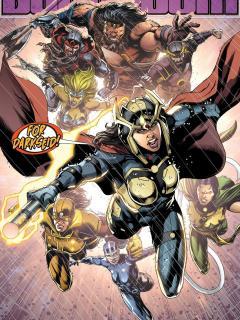 Darkseid War: Dioses Y Hombres