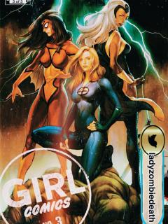 Girls Cómics