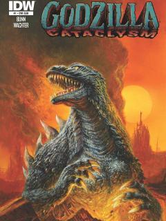 Godzilla Cataclysm