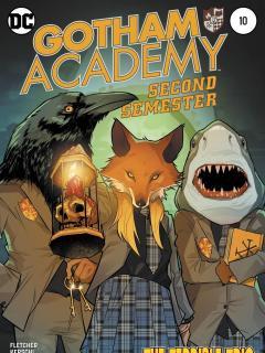 Gotham Academy: Second Semester