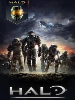 Halo: Novela Gráfica (varios Autores)