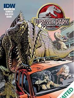 Jurassick Park: Redemption