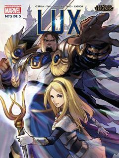 League Of Leguends Lux