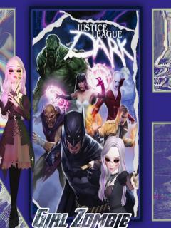 Liga De La Justicia Oscura (The New 52)