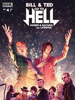Bill Y Ted: Go To Hell