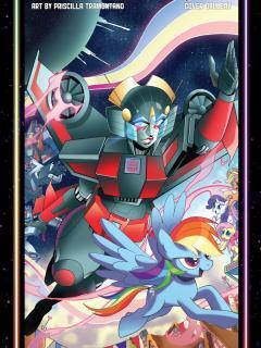 My Little Pony/Transformers