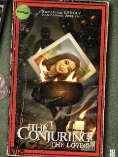 DC Horror Presents: The Conjuring- The Lover