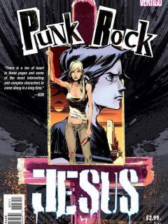 Punk Rock Jesús