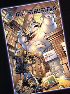 Read Ghostbusters: Legion