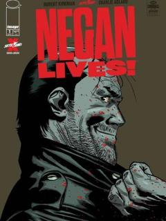 The Walking Dead: Negan Lives