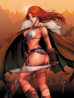 Red Sonja Volúmen II