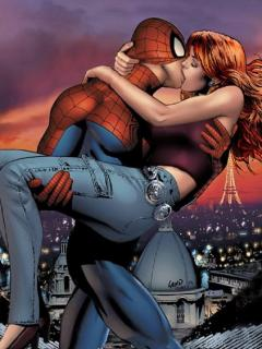 Spider-Man Luna De Miel