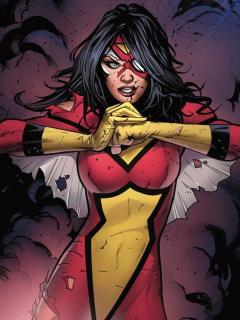 Spider-Woman Origin
