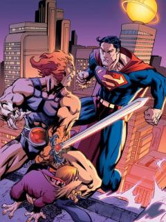 Superman/ThunderCats