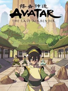 Avatar La Academia Metal Control De Toph Beifong