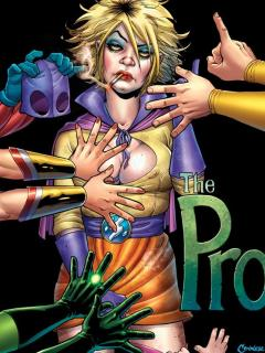 The Pro: La Profesional