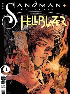The Sandman Universe: Hellblazer