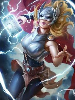 Thor  (Jane)