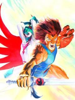 ThunderCats/Gatchaman