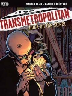 Transmetropolitan Comic