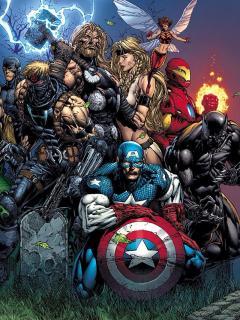 Ultimate Avengers Volúmen De 1 Al 3