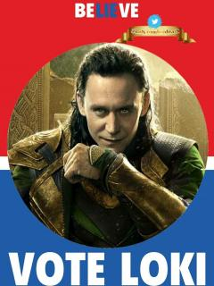 Vote For Loki