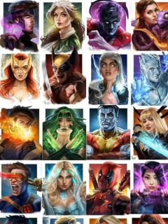 X-Men (2021)