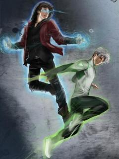 Wiccan And Speed