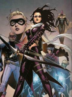 Young Avengers Volúmen 1