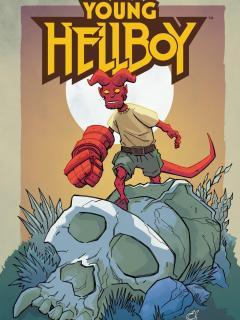 Young Hellboy The Hidden Land