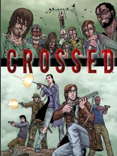 (1) Crossed.