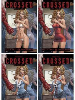 (8) CROSSED   100 (Crossed Plus One Hundred)
