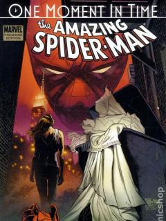 Spider-Man One Moment In Time