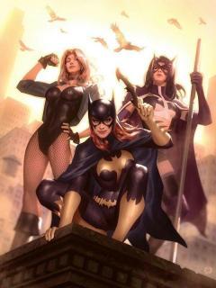 Batgirl And The Birds Of Prey (Rebirth)