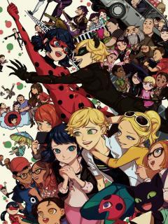 Comics E Imagenes De Miraculous Ladybug