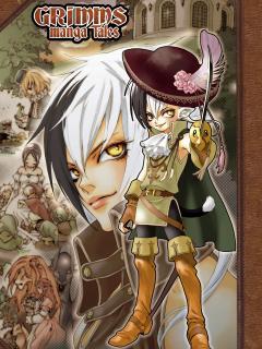 Grimm's Manga Tales