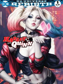 Harley Quinn Vol.3 (Rebirth)