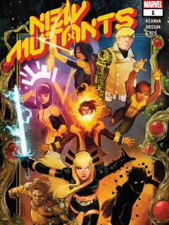New Mutants Vol.4 [Dawn Of X]