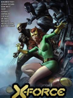 X-Force Vol.6 [Dawn Of X]