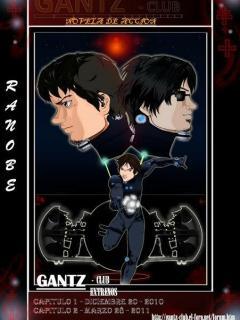 Gantz: Ranobe