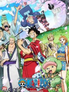 One Piece (Continuation Ch.1008)