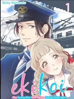 Ekikoi: La Joven Señorita Se Enamora Del Encargado De La Estación