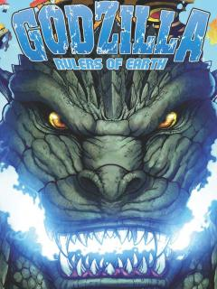 Godzilla Rulers Of The Earth
