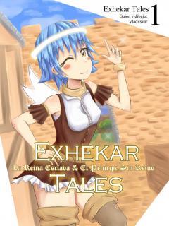 Exhekar Tales (Novela)