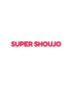 Super Shoujo (manga Escrito)